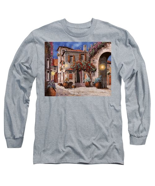 Tre Luci Al Crepuscolo Long Sleeve T-Shirt