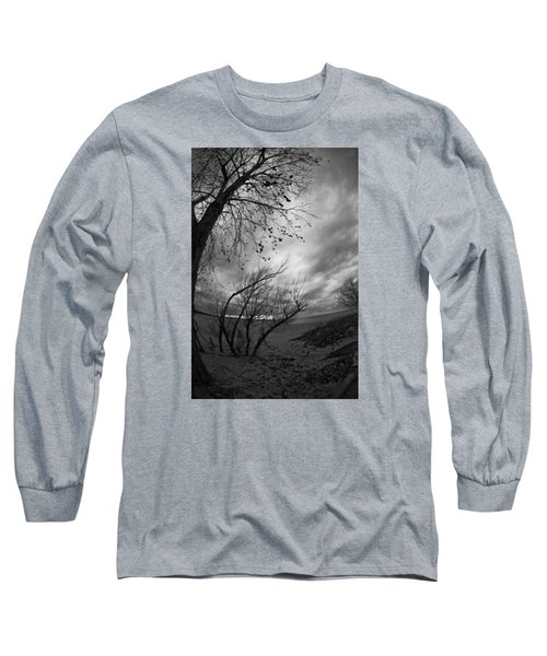Tree 1 Long Sleeve T-Shirt by Simone Ochrym