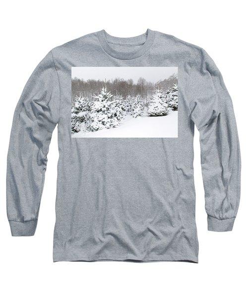 Fraser Snow Long Sleeve T-Shirt