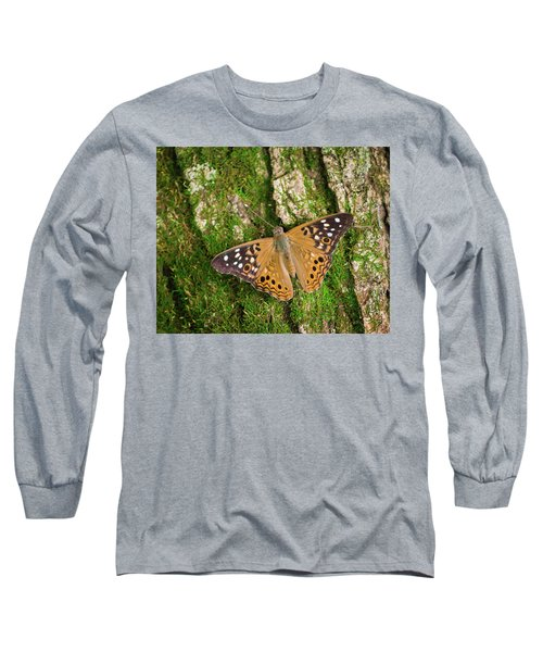Long Sleeve T-Shirt featuring the photograph Tree Hugger by Bill Pevlor