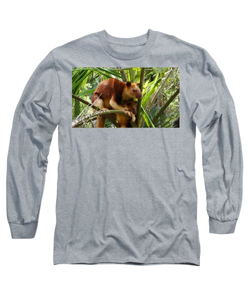 Tree Kangaroo 1 Long Sleeve T-Shirt