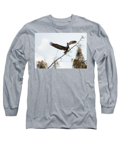 Tree Landing Long Sleeve T-Shirt