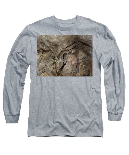 Long Sleeve T-Shirt featuring the photograph Tree Memories # 23 by Ed Hall