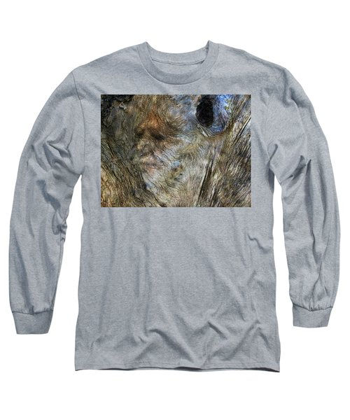 Long Sleeve T-Shirt featuring the photograph Tree Memories # 25 by Ed Hall