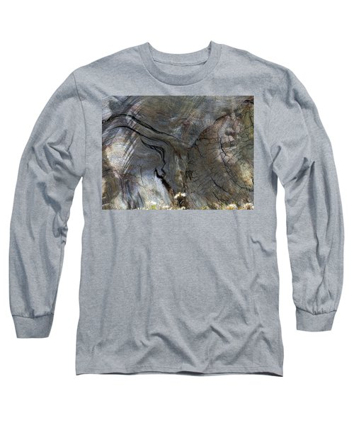 Long Sleeve T-Shirt featuring the photograph Tree Memories # 28 by Ed Hall