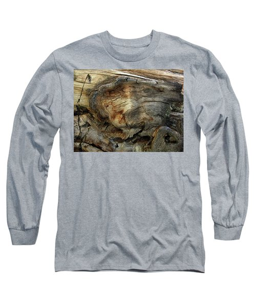 Long Sleeve T-Shirt featuring the photograph Tree Memories # 36 by Ed Hall