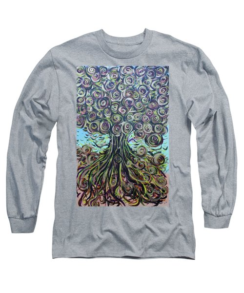 Tree Of Life- Fall Long Sleeve T-Shirt
