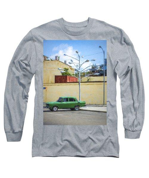 Tree Of Light Long Sleeve T-Shirt