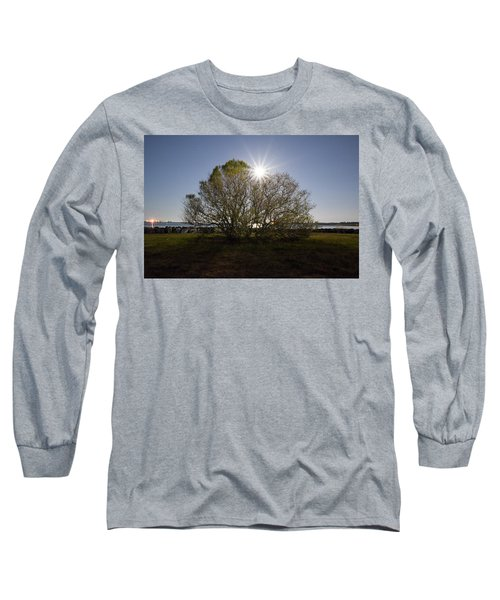Tree Of The Night Long Sleeve T-Shirt