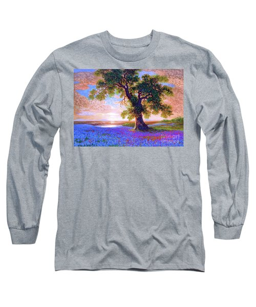 Tree Of Tranquillity Long Sleeve T-Shirt