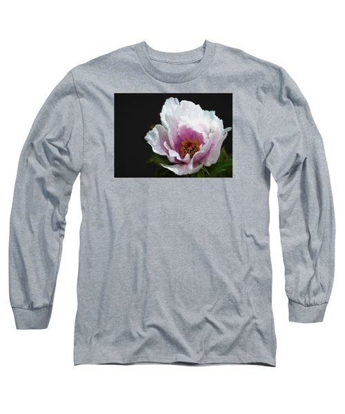Tree Paeony I Long Sleeve T-Shirt