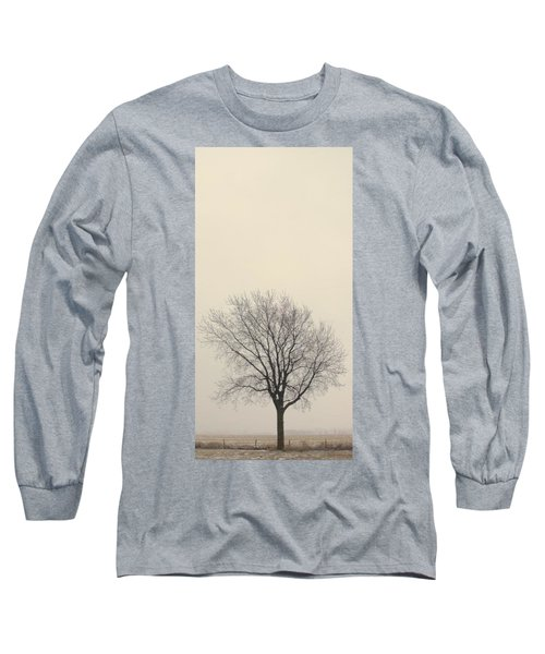 Long Sleeve T-Shirt featuring the photograph Tree#2 by Susan Crossman Buscho