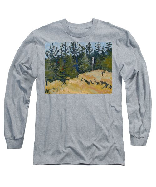 Trees Grow Long Sleeve T-Shirt