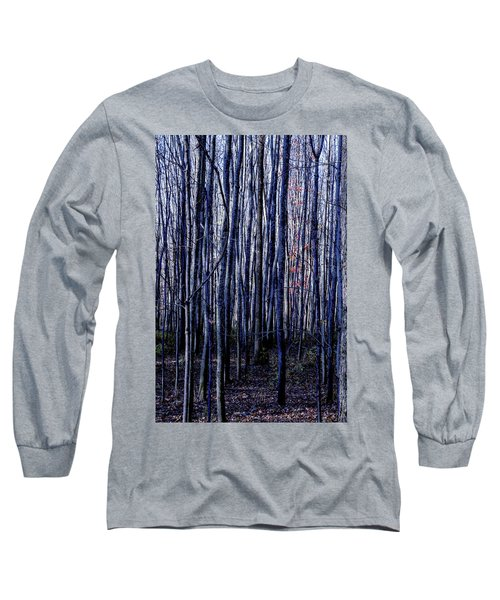 Treez Blue Long Sleeve T-Shirt