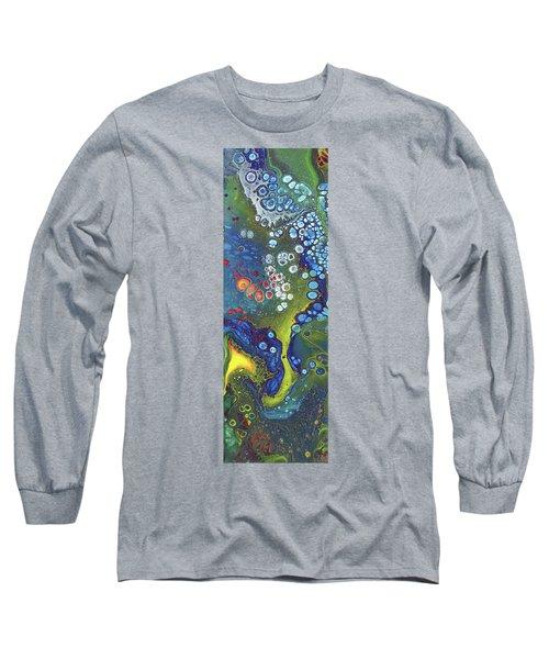 Tri Space Centre Long Sleeve T-Shirt