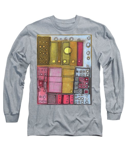 Geometric I Long Sleeve T-Shirt