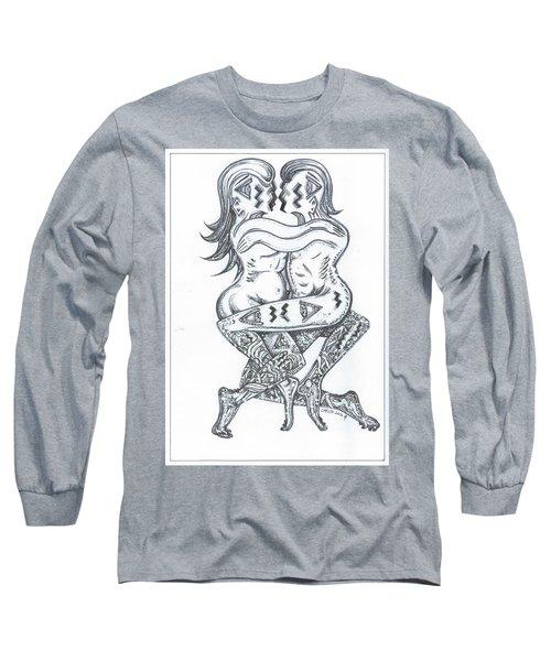 Fertility Dance Long Sleeve T-Shirt