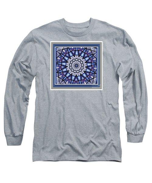 Tribal Star Long Sleeve T-Shirt