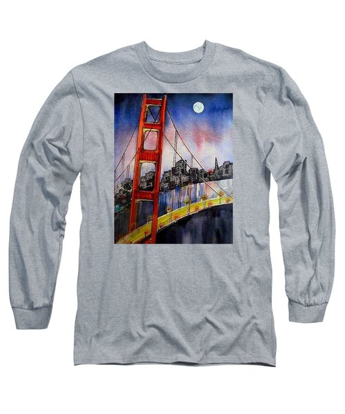 Trip To Airport Mazie And Myles Long Sleeve T-Shirt