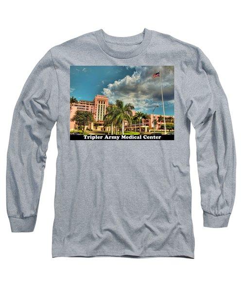 Tripler Card Sample Long Sleeve T-Shirt