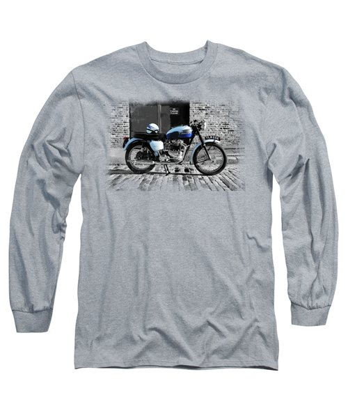 Triumph Bonneville T120 Long Sleeve T-Shirt