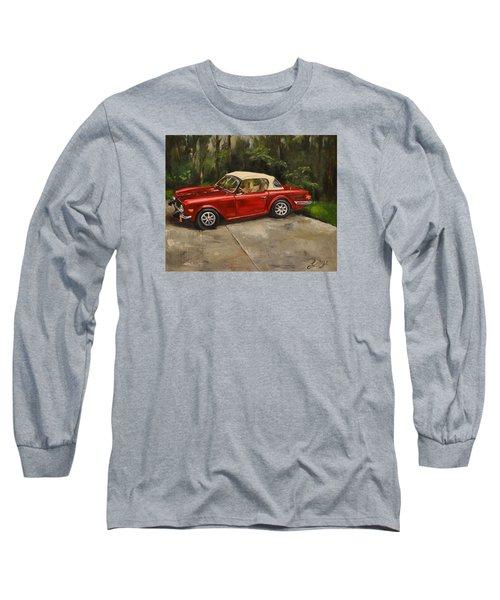 Triumph Long Sleeve T-Shirt