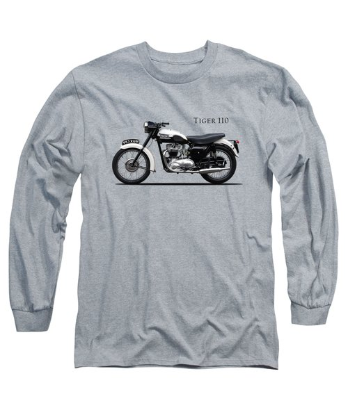 Triumph Tiger 1959 Long Sleeve T-Shirt