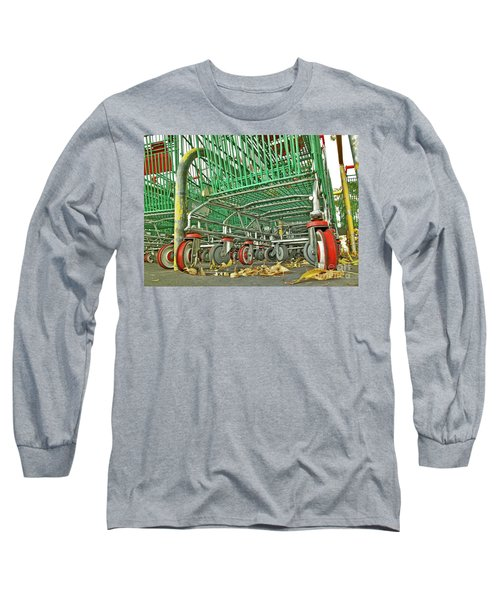 Trolley Convoy Long Sleeve T-Shirt
