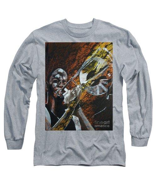 Trombone Shorty Long Sleeve T-Shirt