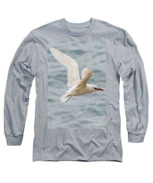 Tropic Bird 2 Long Sleeve T-Shirt by Werner Padarin