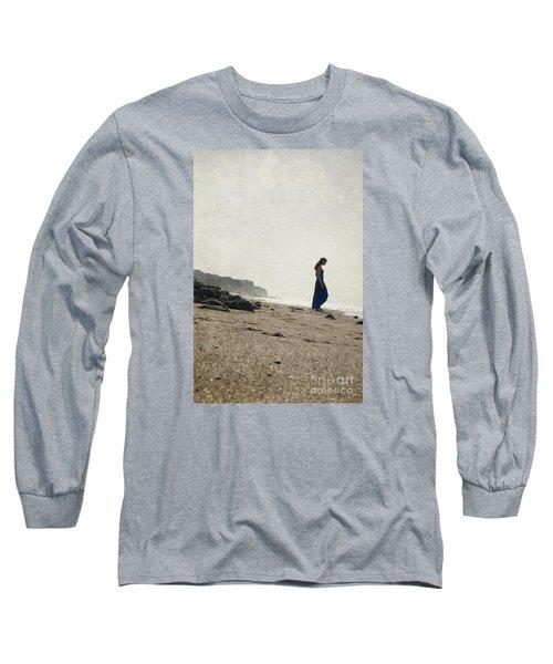 Tropical Beach Long Sleeve T-Shirt