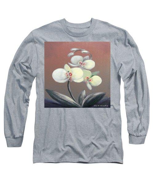 Tropical Elegance 3 Long Sleeve T-Shirt