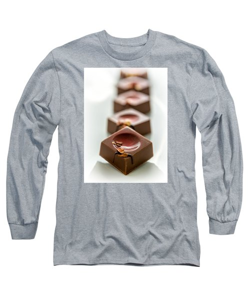 Long Sleeve T-Shirt featuring the photograph Tropical Heat by Sabine Edrissi