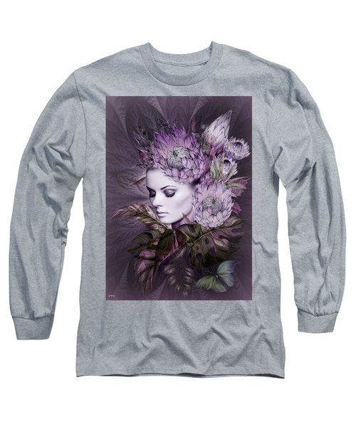 Tropical Passion 002 Long Sleeve T-Shirt