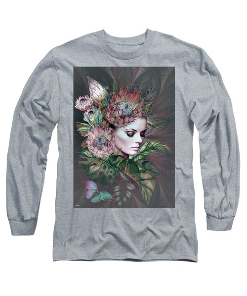 Tropical Passion Long Sleeve T-Shirt
