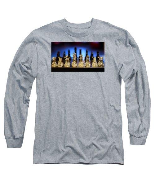 Trouble On The Horizon Long Sleeve T-Shirt