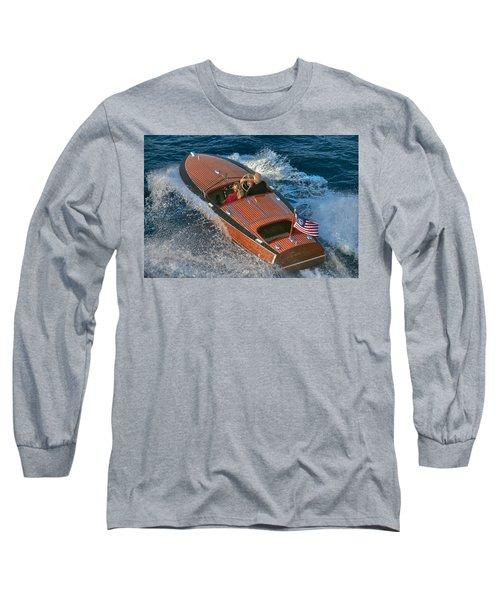 True Classic Long Sleeve T-Shirt