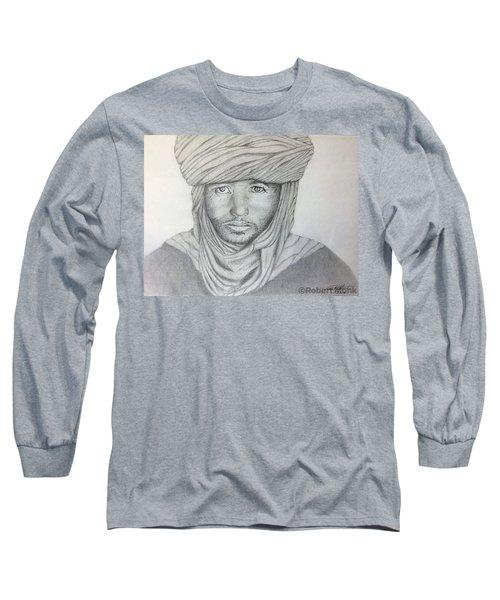 Tuareg Beduin Long Sleeve T-Shirt