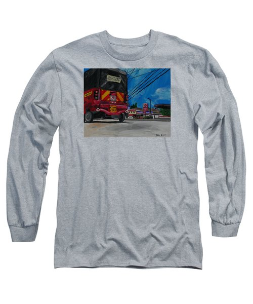 Tuk Tuk Long Sleeve T-Shirt