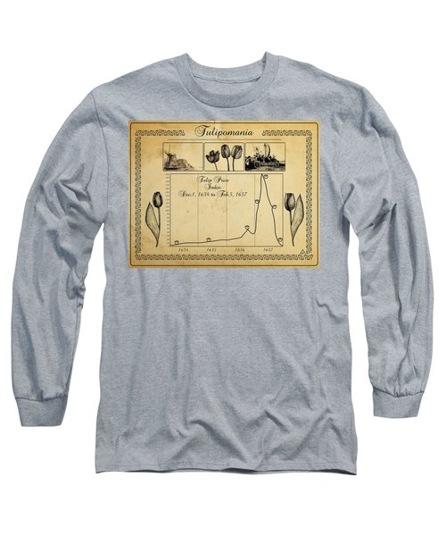 Tulip Mania Long Sleeve T-Shirt