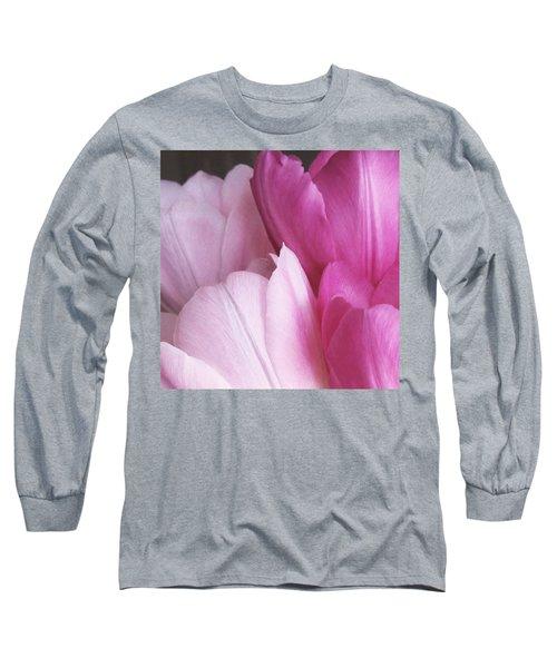 Tulip Petals Long Sleeve T-Shirt