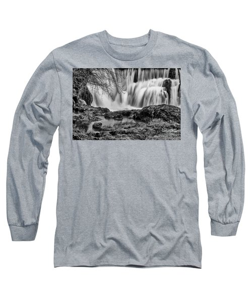 Tumwater Falls Park Long Sleeve T-Shirt