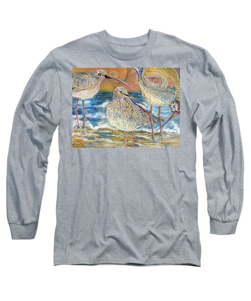 Turning Of The Tides Long Sleeve T-Shirt