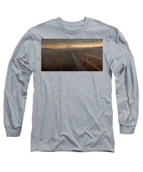 Turn To Infinity #g6 Long Sleeve T-Shirt