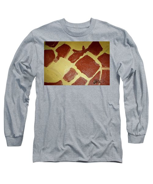 Turtle Lamp Long Sleeve T-Shirt by Shea Holliman
