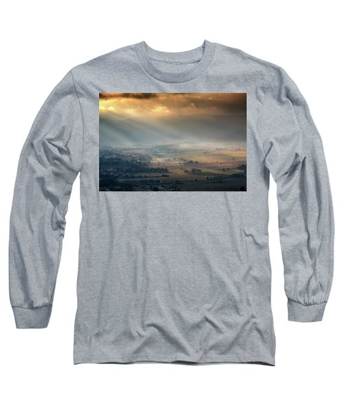 Tuscany Valley  Long Sleeve T-Shirt
