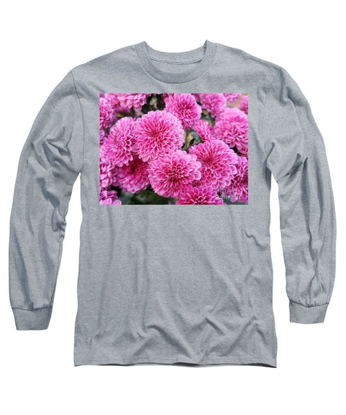 Tweetsie Trail Mums Long Sleeve T-Shirt