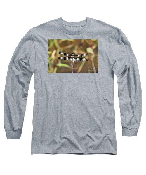 Twelve-spotted Skimmer Long Sleeve T-Shirt