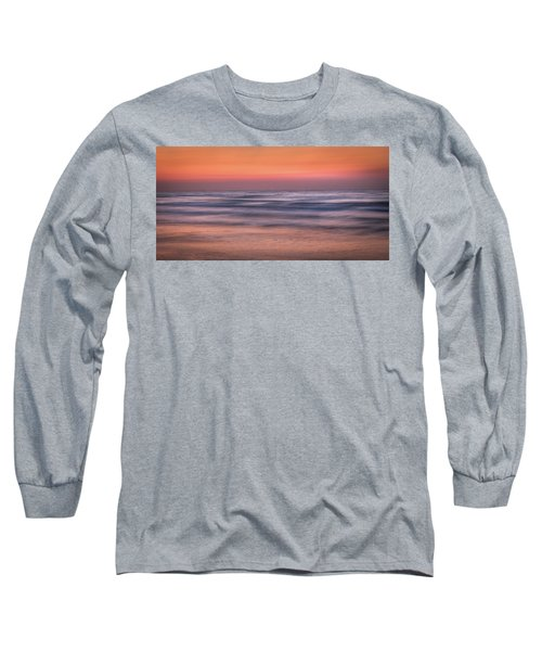 Twilight Abstract Long Sleeve T-Shirt
