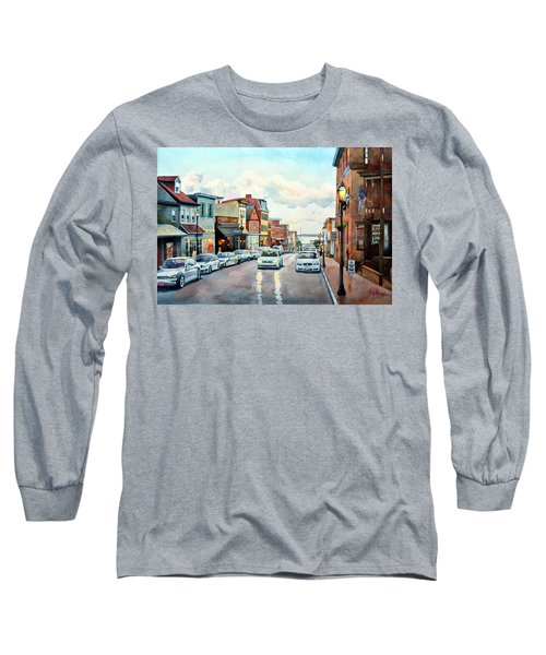 Twilight Annapolis Long Sleeve T-Shirt